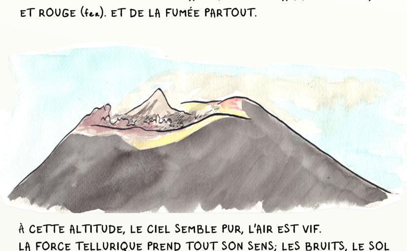 Carnet d'aventures – ETNEA