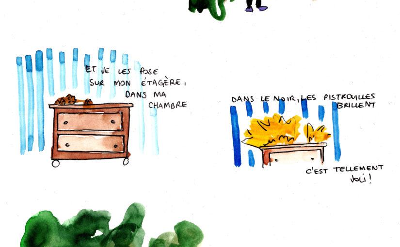 Les pistrouilles