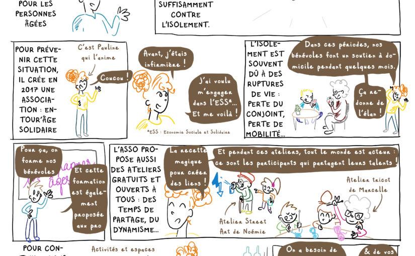 Entour'âge solidaire [BD Agir à Lyon #Novembre19]
