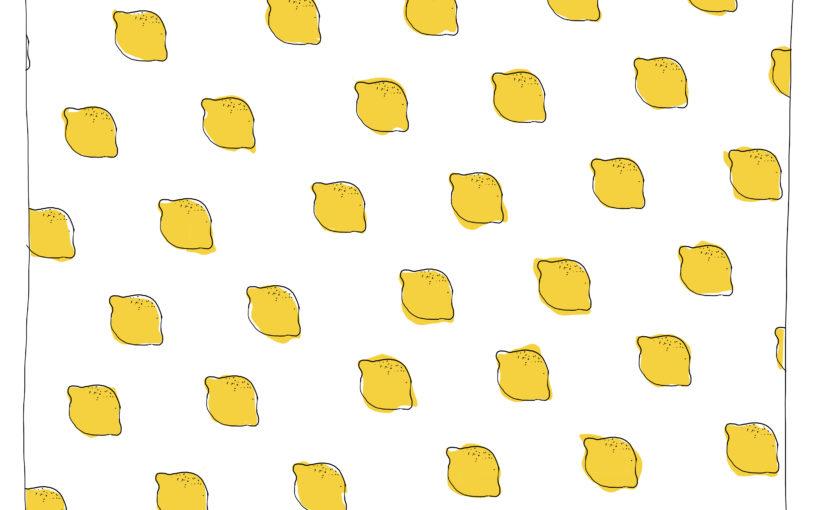 La carte aux citrons