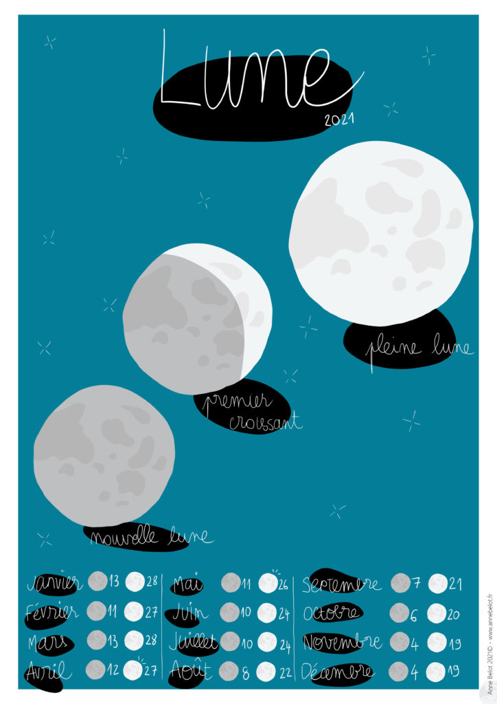 super lune – Anne Belot