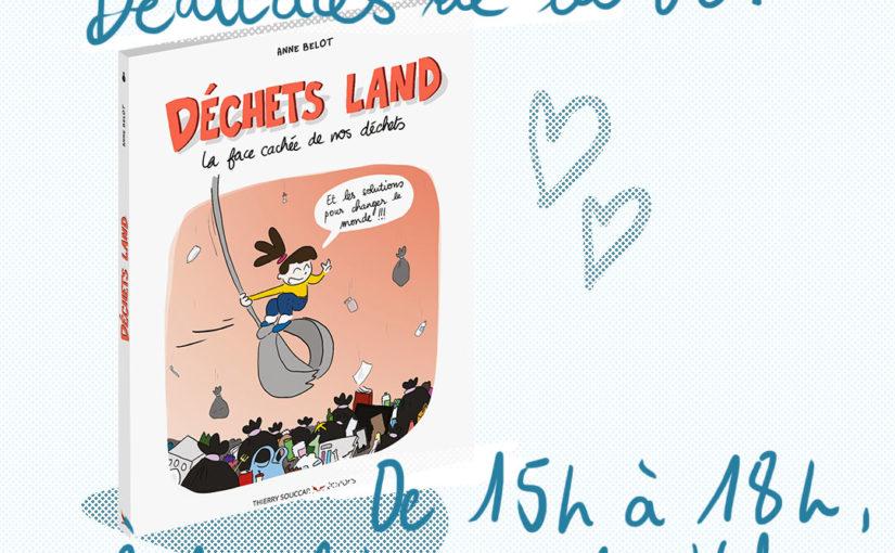 Dédicaces à Clermont-Ferrand, le 12 Juin 2021 à partir de 15h !