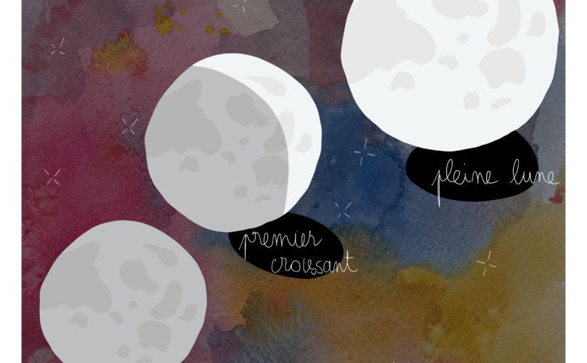Calendrier lunaire 2022 ! Précommandes.
